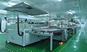 膜片丝网印刷
