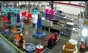 工厂智能监控系统